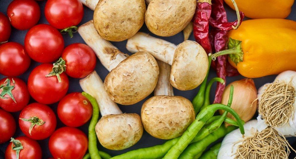 vegetarian diet weight loss