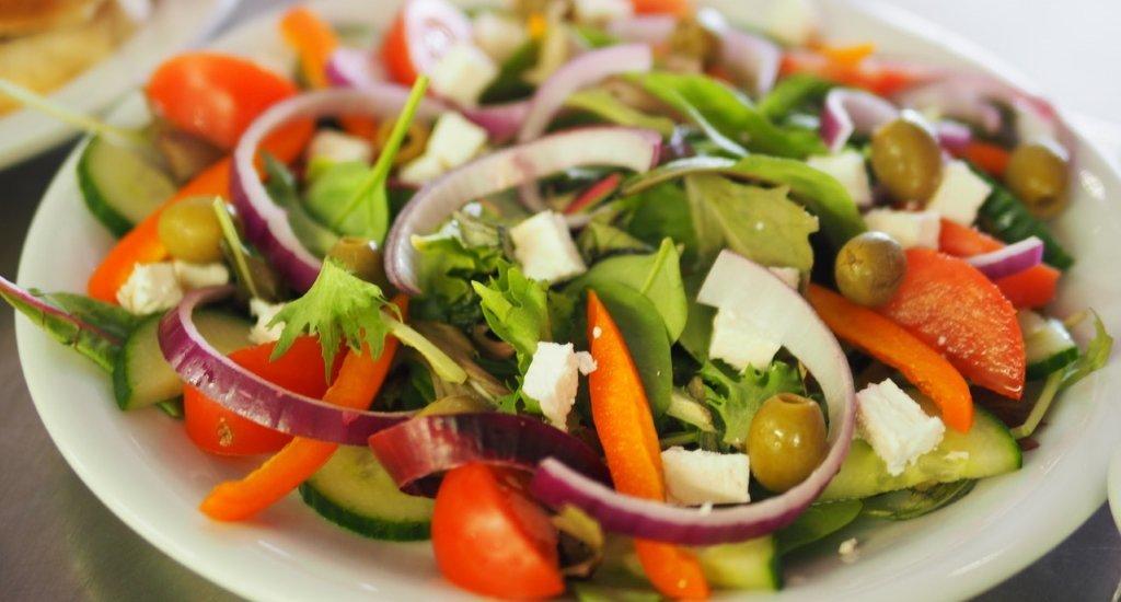salad diet